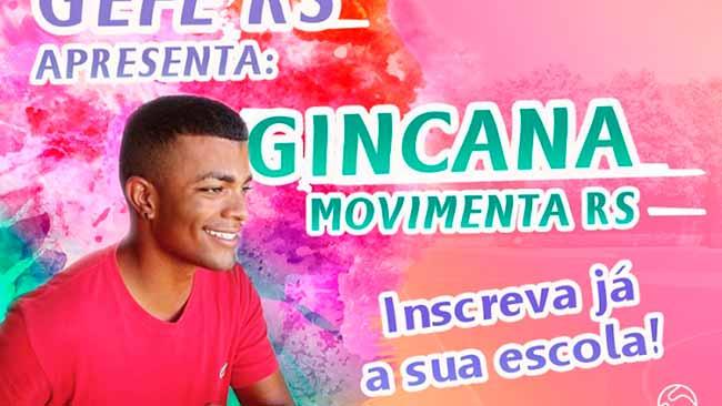 Gincana Movimenta RS está com inscrições abertas - Gincana Movimenta RS está com inscrições abertas