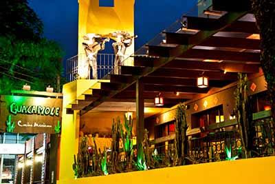 Guacamole balneário camboriú  - Restaurantes temáticos de Balneário Camboriú investem em menu especial para o Dia dos Namorados