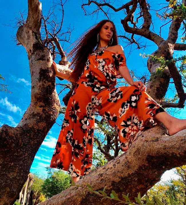 MOB Camila Pitanga Divulgação 8 - MOB fotografa Camila Pitanga no Quênia para o seu verão 2020