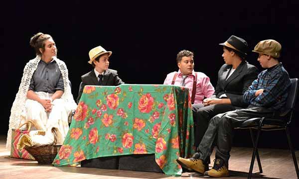 Mostra de Teatro Estudantil caxias do sul - Secretaria da Cultura divulga programação da 20ª Mostra de Teatro Estudantil