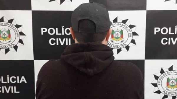 Operação Rato do Banhado - Operação Rato do Banhado prende responsável por manter tele-entrega de cocaína em Canela