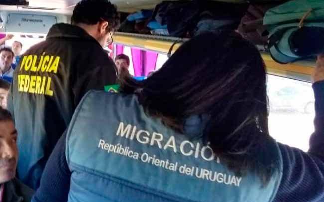 PF 650x405 - Polícia Federal: mais controle na fronteira com o Uruguai durante Copa América
