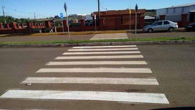 Passo Fundo realiza melhorias 390x220 - Passo Fundo realiza melhorias na sinalização no Distrito Industrial