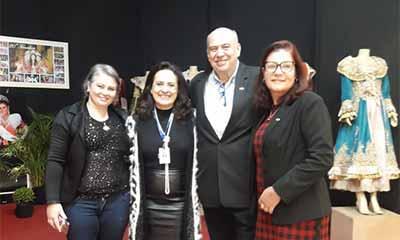 Pelotas Corte da Fenadoce 2019 2 - Corte da Fenadoce 2019 prestigiou abertura do Espaço Fenadoce no Shopping Pelotas