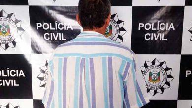 PolíciaCivil abige 390x220 - Homem é preso pela prática de abigeato em Jaquirana