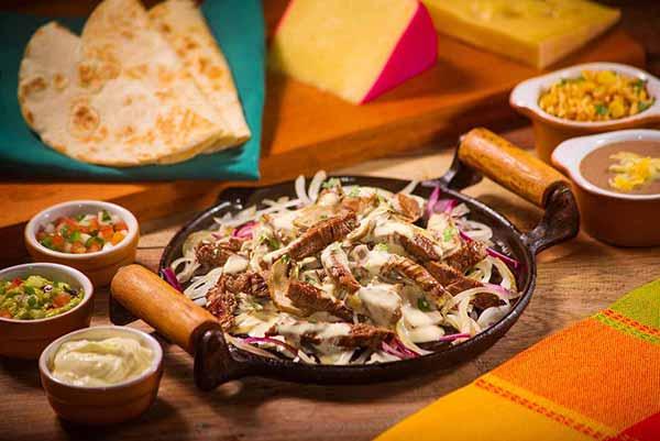 Prato principal do Menu do Guacamole - Restaurantes temáticos de Balneário Camboriú investem em menu especial para o Dia dos Namorados