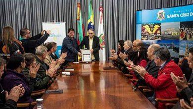 Photo of Telmo Kirst anuncia reforço na iluminação pública em Santa Cruz do Sul