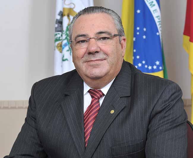 Ruben Antonio Bisi - Ruben Antonio Bisi é o novo diretor de Relações Institucionais da Marcopolo