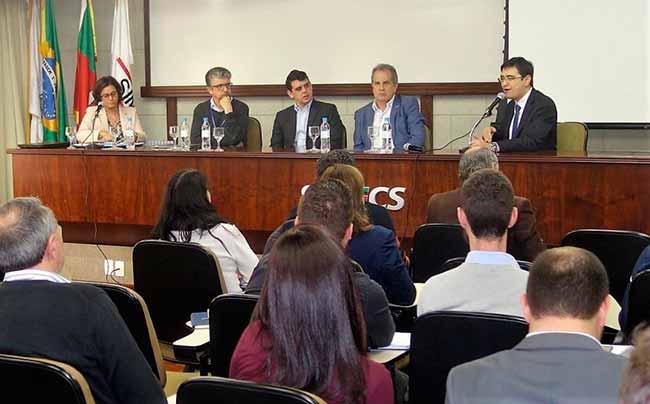 SEDETUR rota - Programa Rota 2030 é apresentado em Caxias do Sul