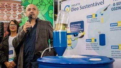 Sanep lança projeto Óleo Sustentável 390x220 - Sanep lança projeto Óleo Sustentável no estande da 27ª Fenadoce