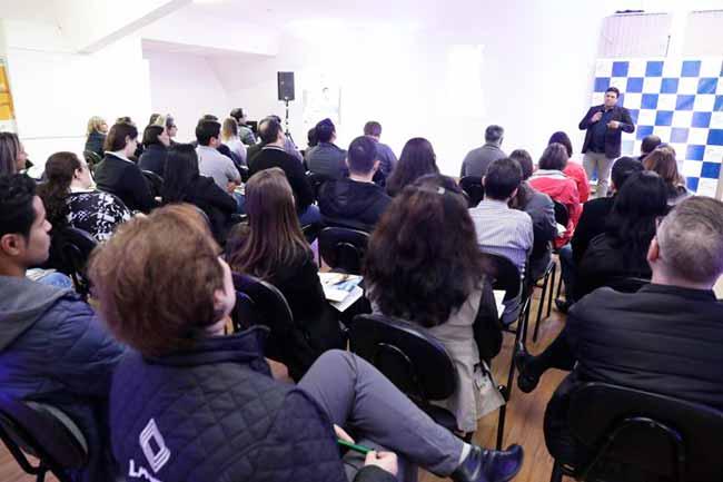 Sindilojas Hortênsias - Sindilojas Hortênsias debateu Neurovendas e Reforma Trabalhista