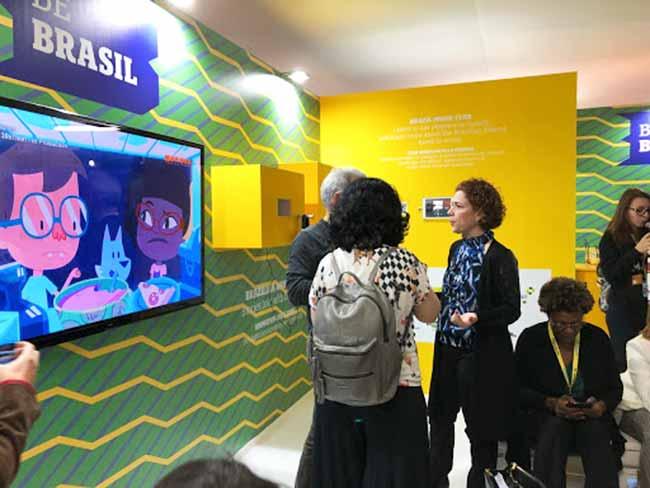 annecymifa - Brasil participa do maior festival de animação do mundo