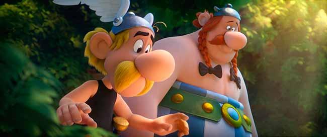 asterix - Confira os filmes franceses exibidos este fim de semana em São Leopoldo