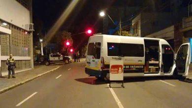 balada segura 1406 1 390x220 - Balada Segura: blitz no bairro Exposição aborda 35 motoristas em Caxias