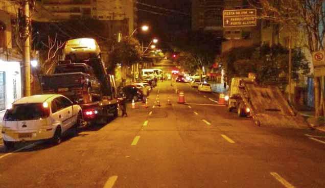 balada segura sao pelegrino caxias do sul 1 - Balada Segura flagra 23 motoristas embriagados no bairro São Pelegrino