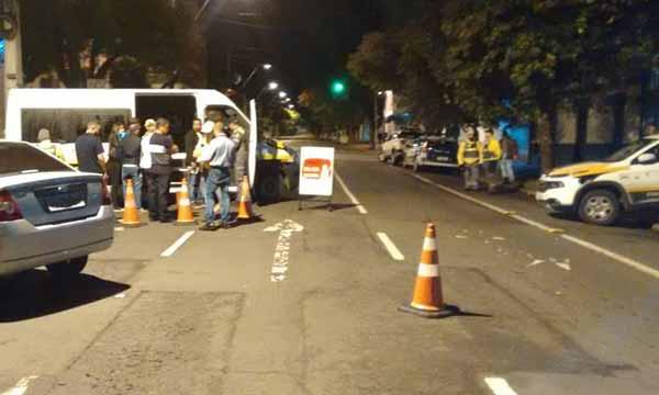 balada segura sao pelegrino caxias do sul - Balada Segura flagra 23 motoristas embriagados no bairro São Pelegrino