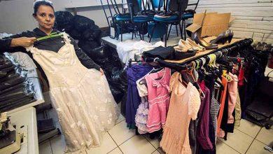 banco agasalho sl 390x220 - São Leopoldo: Banco Municipal do Agasalho empresta roupas para festas