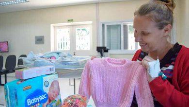 bebeshospnh 390x220 - Recorde de doações para bebês e gestantes de Novo Hamburgo