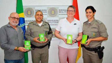 bmsl 390x220 - Brigada Militar recebe doação de smartphones em São Leopoldo