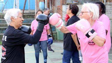 box esteio 390x220 - Esteio oferece aulas de boxe para terceira idade