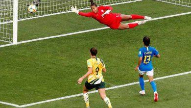 brasilaust 390x220 - Futebol feminino: Austrália 3 x Brasil 2