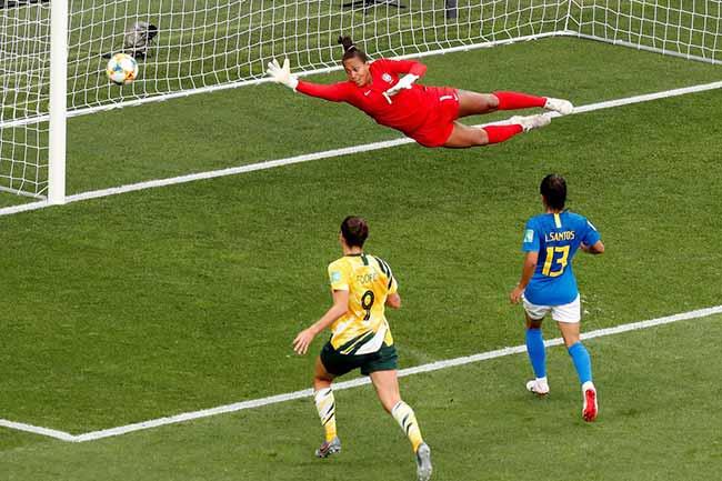 brasilaust - Futebol feminino: Austrália 3 x Brasil 2