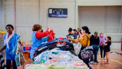 campobomagasalho 390x220 - Campo Bom distribui sábado os donativos da Campanha do Agasalho
