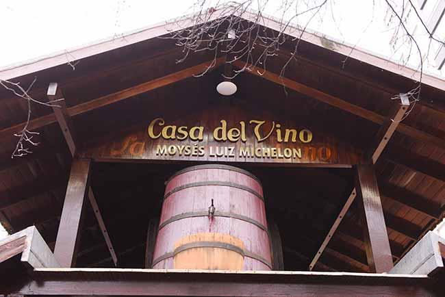 casa del vinho - Mais um fim de semana de Vinho Encanado em Bento Gonçalves