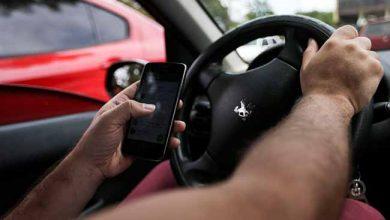 Photo of Brasileiros costumam usar o celular enquanto dirigem