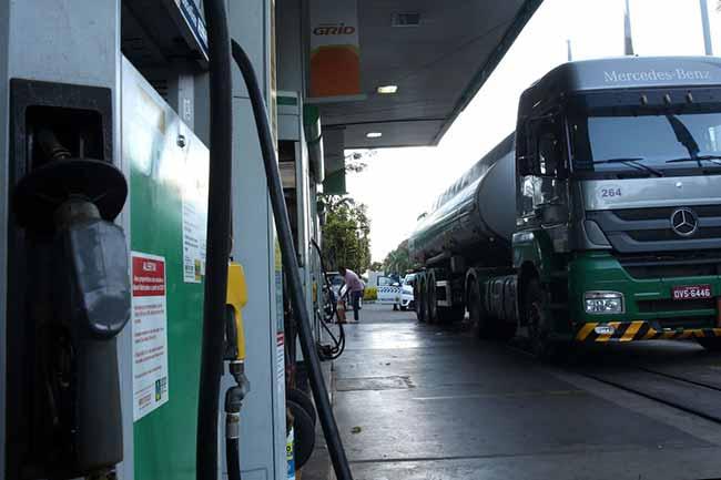 combustiveis - Proposta de livre concorrência no abastecimento de combustíveis