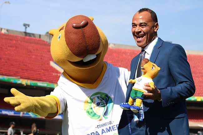 copa - Brasil e Bolívia abrem hoje a Copa América
