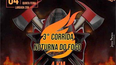 corridafogo 390x220 - Corrida Noturna do Fogo acontece dia 4 em Tramandaí