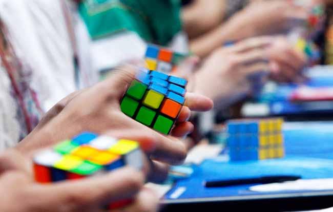 cub - 4º Campeonato de Cubo Mágico neste fim de semana em Gravataí