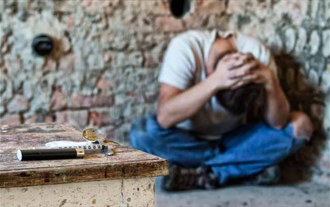 drog - Publicada lei que trata de internação involuntária de usuário de droga