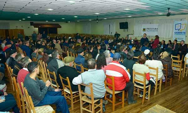 escolas no Campos da Serra em Caxias do Sul 2 - Daniel Guerra anuncia construção de duas escolas no Campos da Serra