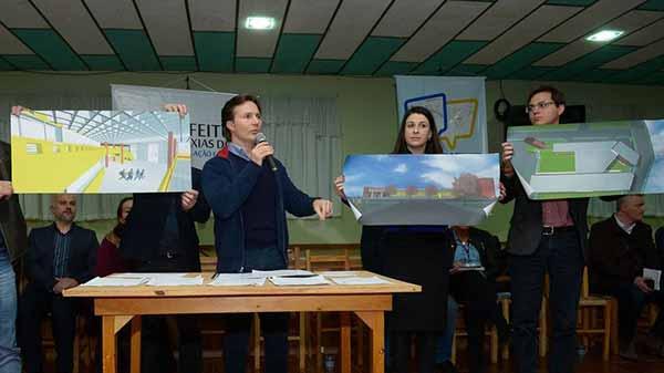 escolas no Campos da Serra em Caxias do Sul 3 - Daniel Guerra anuncia construção de duas escolas no Campos da Serra
