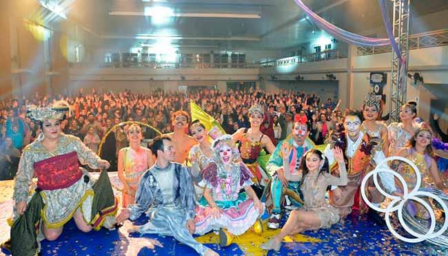 espetaculo asas de um sonho encanta publico com danca teatro e arte circense1559587907 - Espetáculo Asas de um Sonho encanta público em Feliz