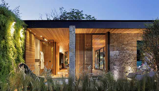 estilo rústico marca presença na casa Lite 2 - Estilo rústico marca presença na casa Lite