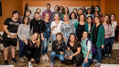 fenadoce estudantes uruguaios 1 390x220 - Fenadoce recebe visita de estudantes uruguaios de Turismo