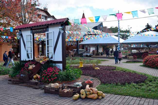 festa colonial np - Festival Sabores da Colônia de Nova Petrópolis inicia nesta sexta