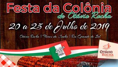 festa otaviorocha 390x220 - Confira a programação da 46ª Festa da Colônia de Otávio Rocha