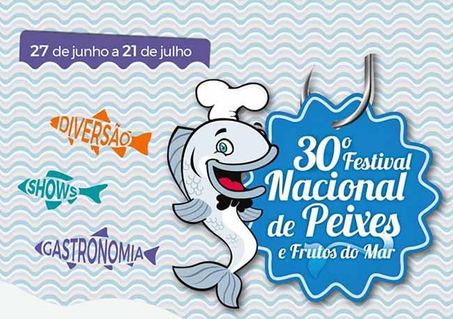 festa peixe traman - Confira a programação do 30° Festival Nacional de Peixes e Frutos do Mar de Tramandaí