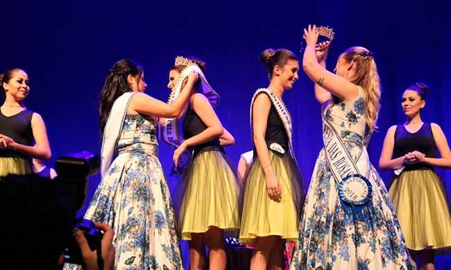 festaros - Festa das Rosas 2019 de Sapiranga já tem suas soberanas