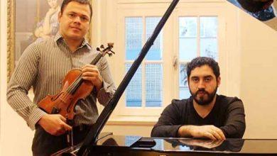 fg 390x220 - Piano e violino em recital na Pinacoteca
