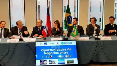 fiergs chile5 390x220 - Presidente da FIERGS apresenta a indústria gaúcha no Chile