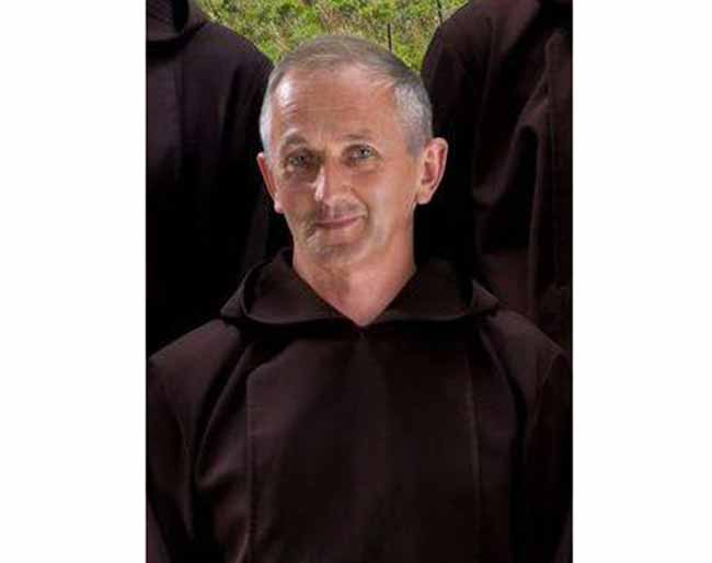 frei Ivo Zoraski1 - Futuro pároco de Vila Flores visita a cidade
