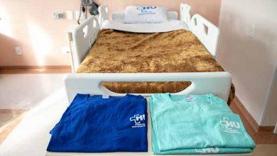hospcanoas 390x220 - Hospitais de Canoas receberão 4 mil itens de roupas de cama