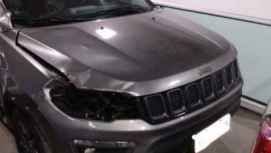 jeep compass cinza atropelamento em gramado 1 390x220 - Polícia Civil apreende veículo e identifica suspeito de atropelamento em Gramado