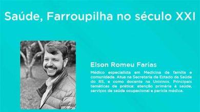 médico Romeu Farias Farroupilha 1 390x220 - Saúde no município será tema do Encontro Público do Farroupilha 2020-2040