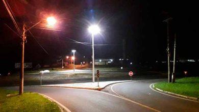 nova santa rita iluminação 390x220 - CCR ViaSul recupera iluminação em Nova Santa Rita